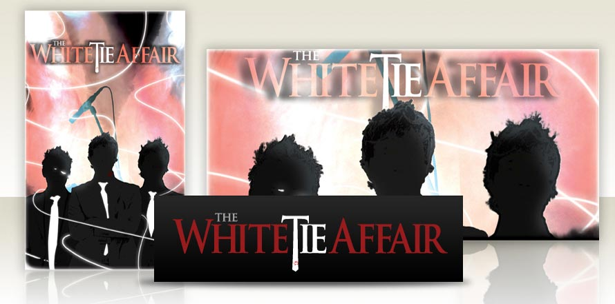 The White Tie Affair - artwork by Sean Frangella